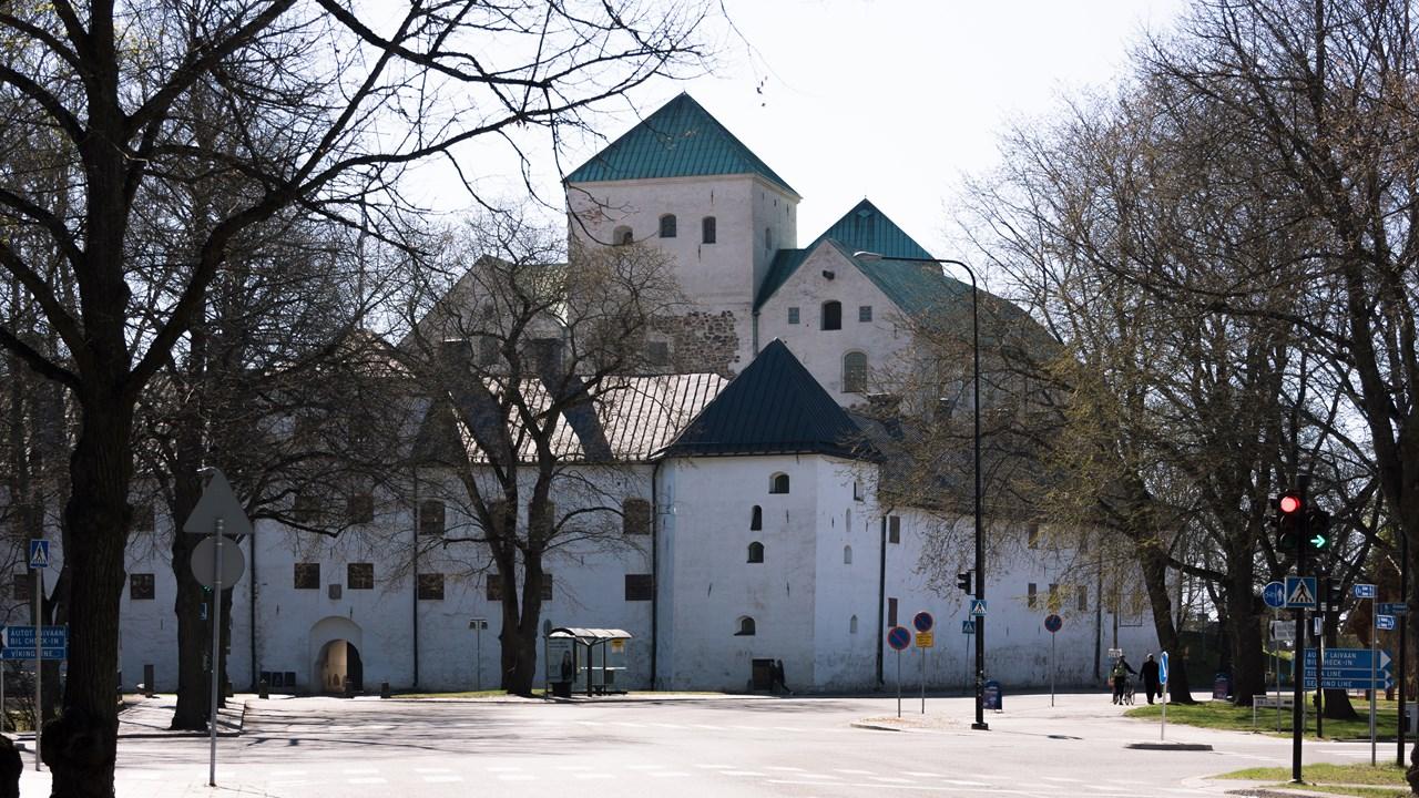 Абоскому замку уже более 700 лет