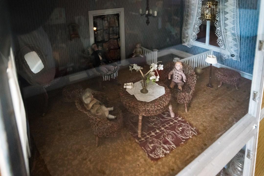 Комнатка в детском домике