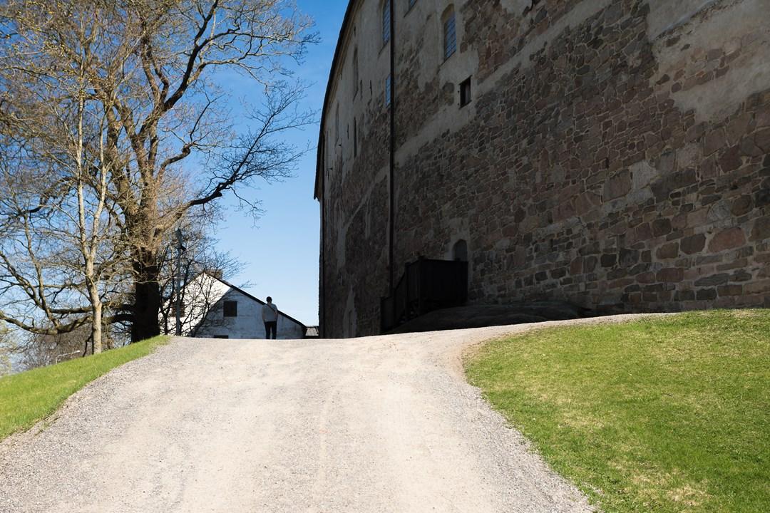 После бомбардировки во времена войны 1941 года его Замок Турку отреставрировали