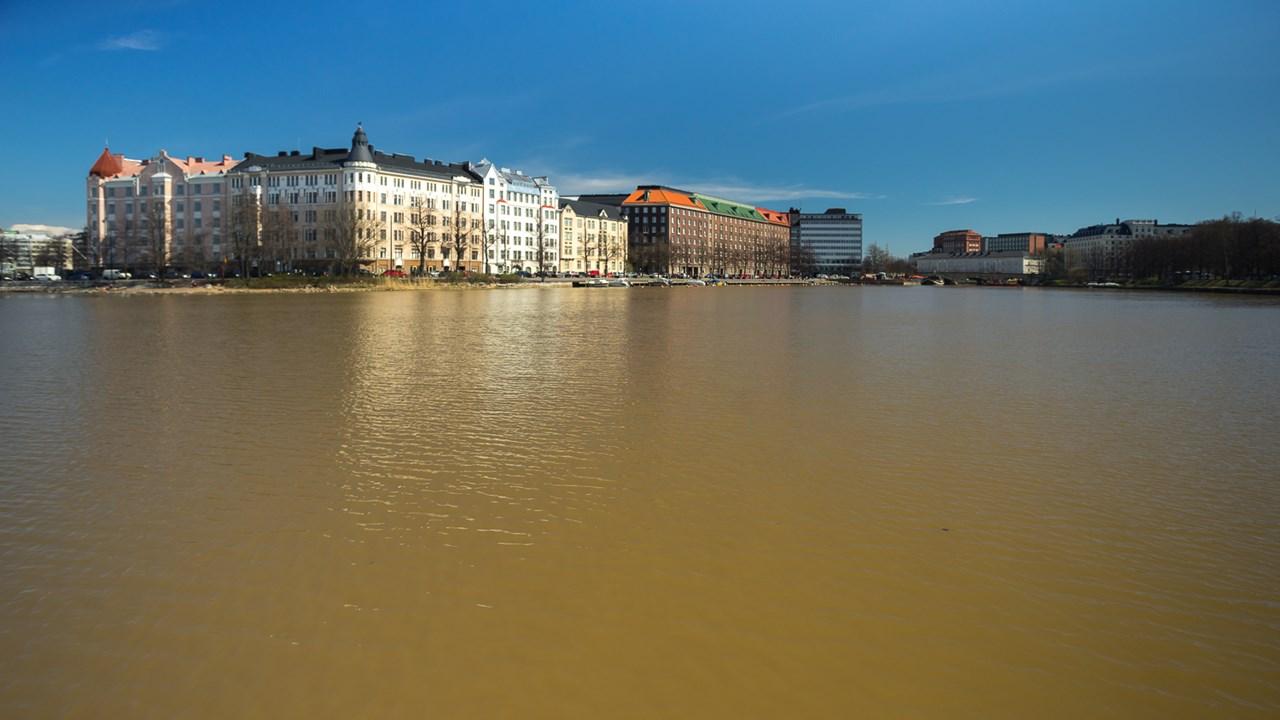 Состоит Хельсинки из 300 островов, связанных между собой мостами