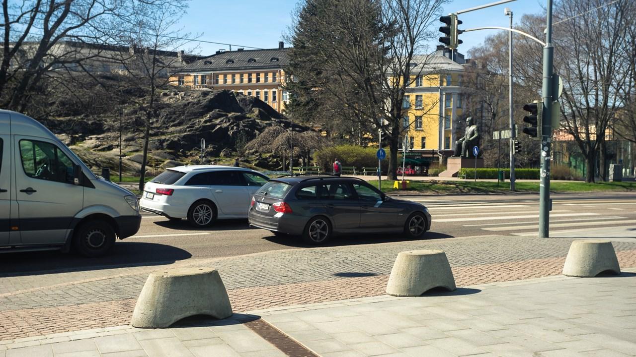 Финляндия - каменная страна