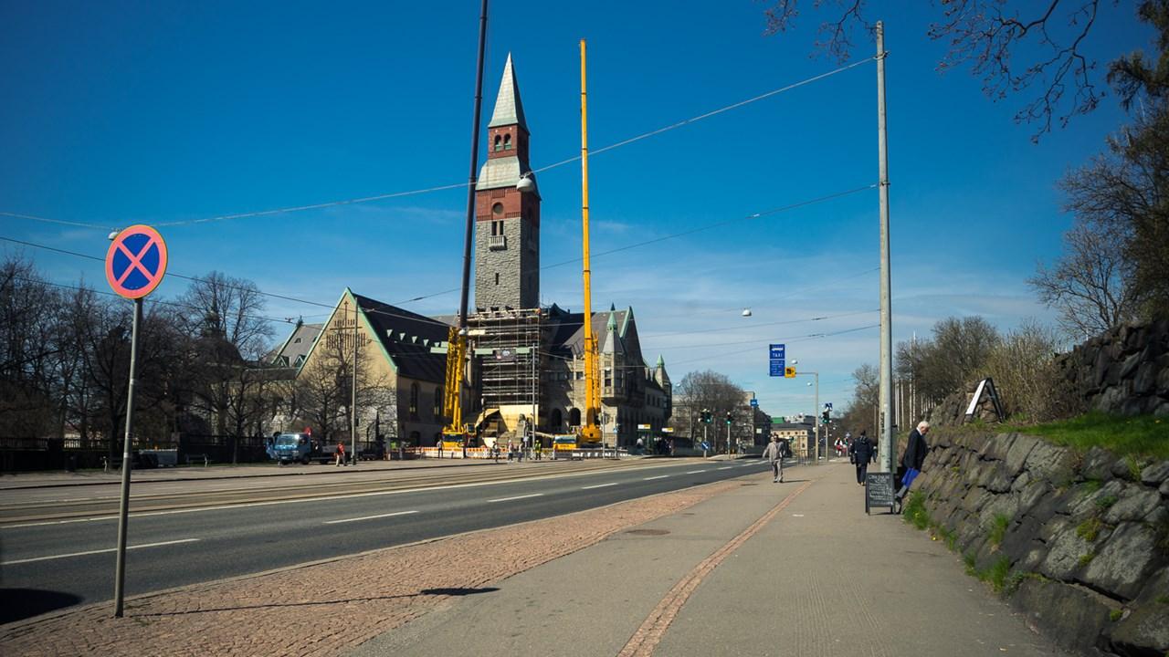 Национальный музей Финляндии Kansallismuseo