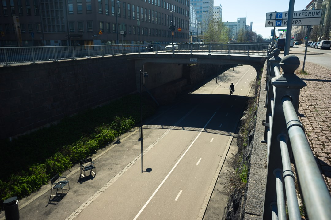 Двухэтажный Хельсинки