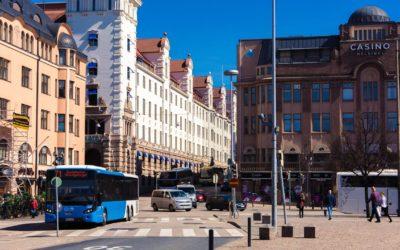 Прогулка по центру Хельсинки