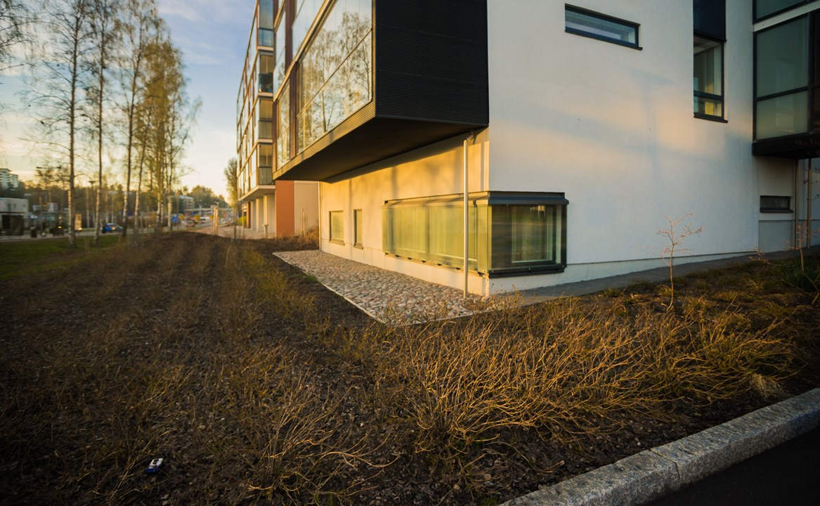 Аккуратизм главенствует в архитектуре Финляндии