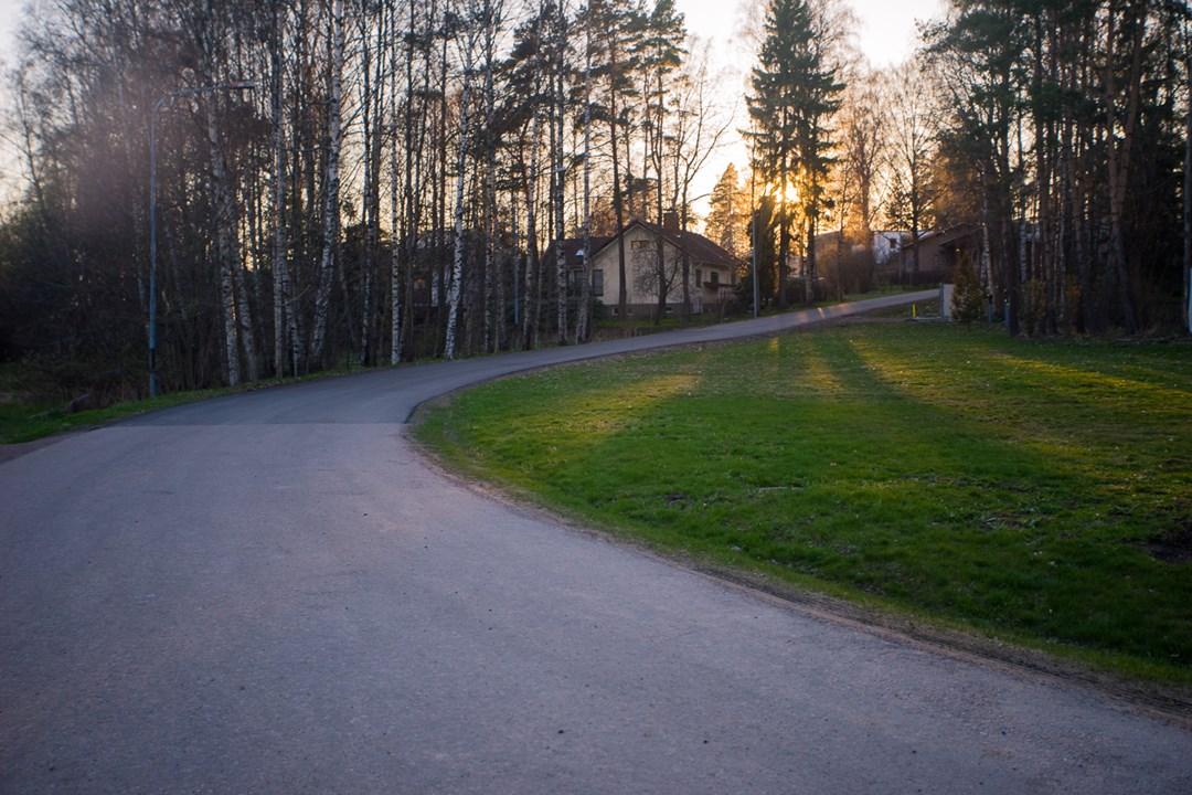 Тихий и спокойный спальный район Suvikumpu