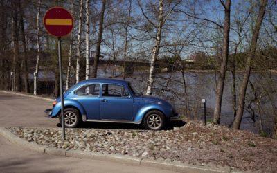 Движение и парковка в Финляндии