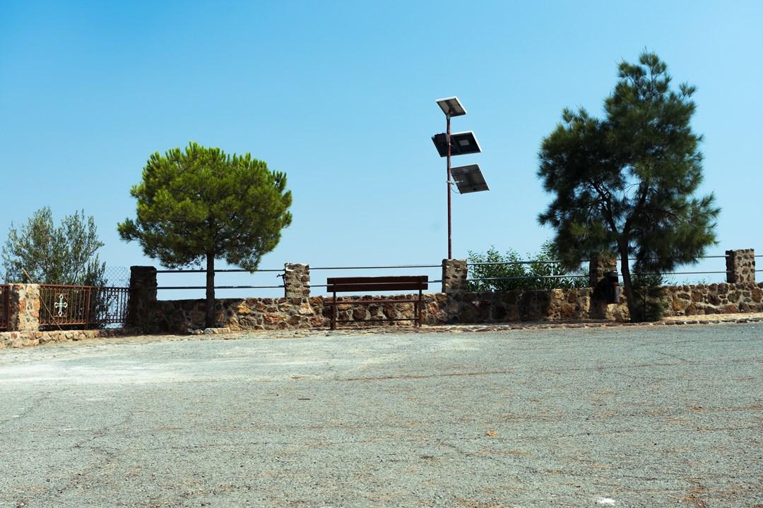 Для жизнедеятельности монастыря задействованы солнечные батареи
