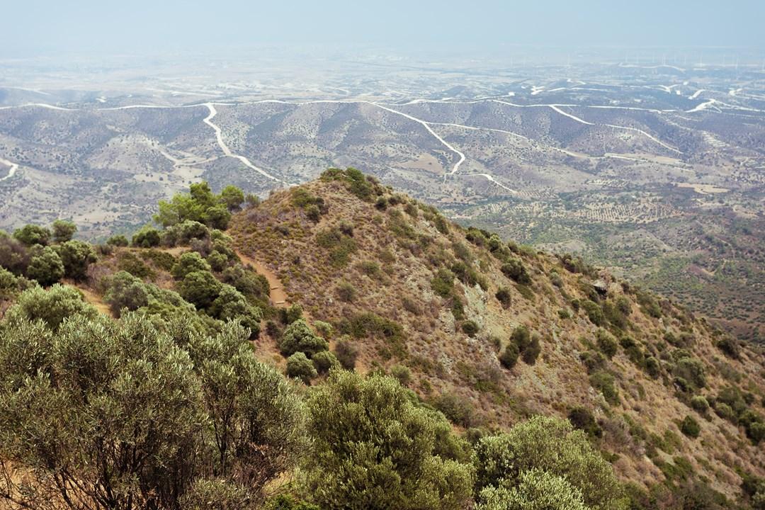 Кипрские склоны около Ставровуни