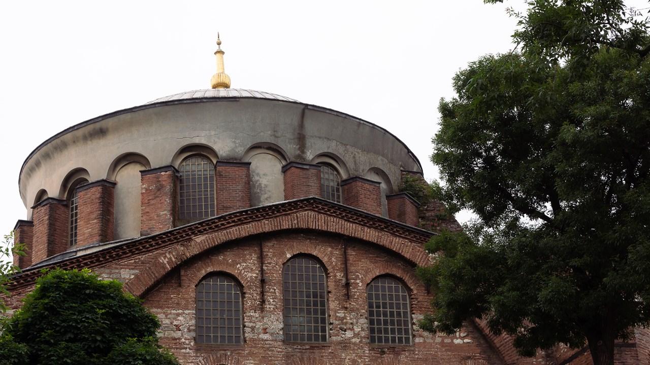 Бывшая православную церковь Святой Ирины