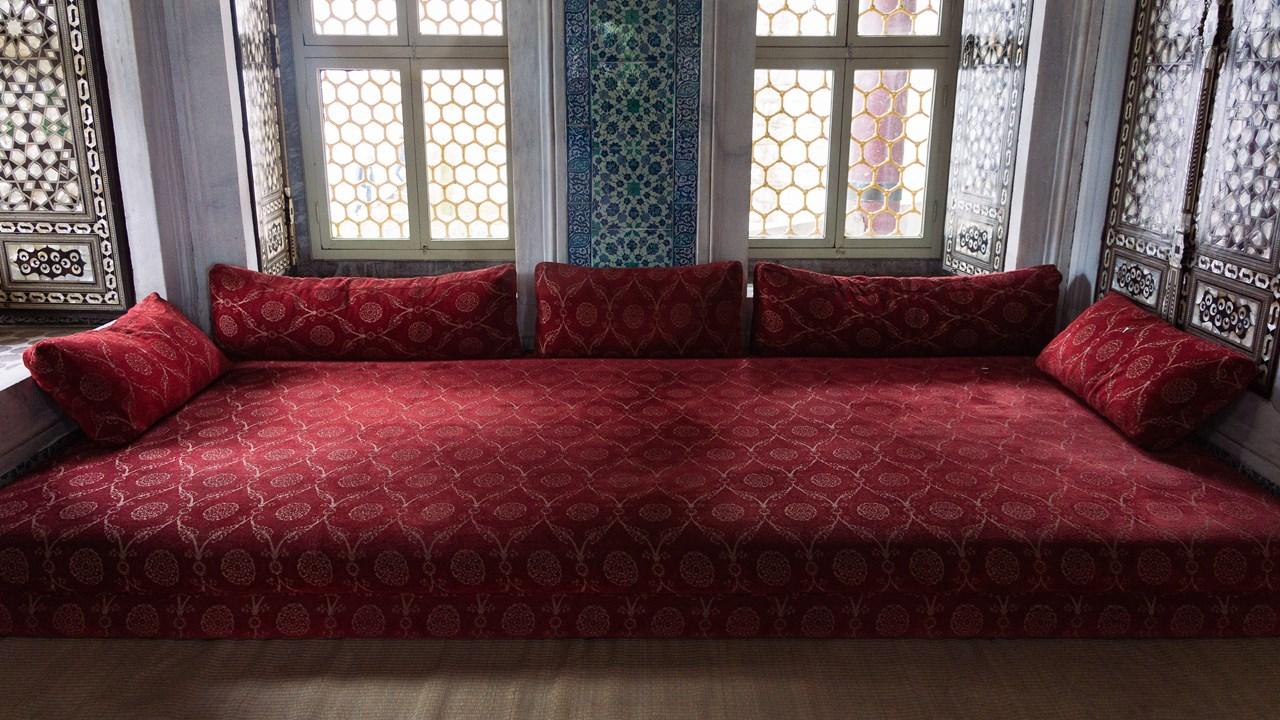 Мечеть с диванами