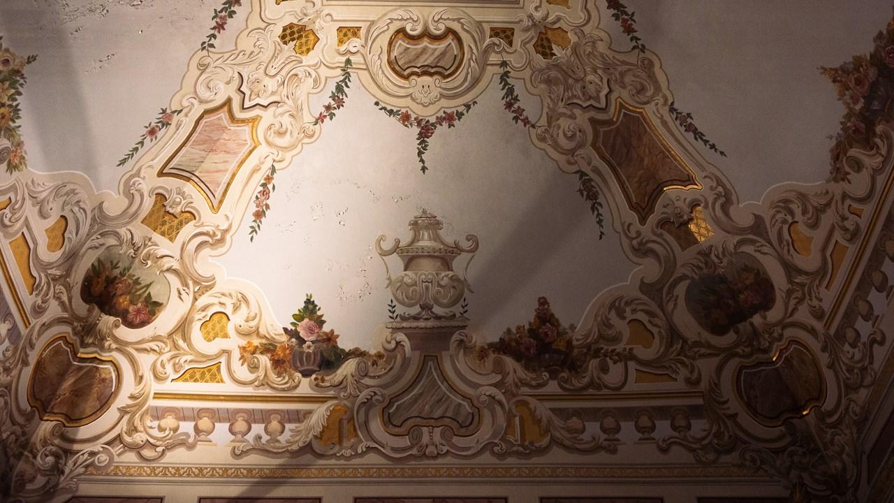 Европейский орнамент