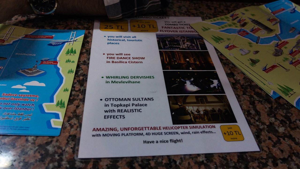 5d-тур по достопримечательностям Стамбула