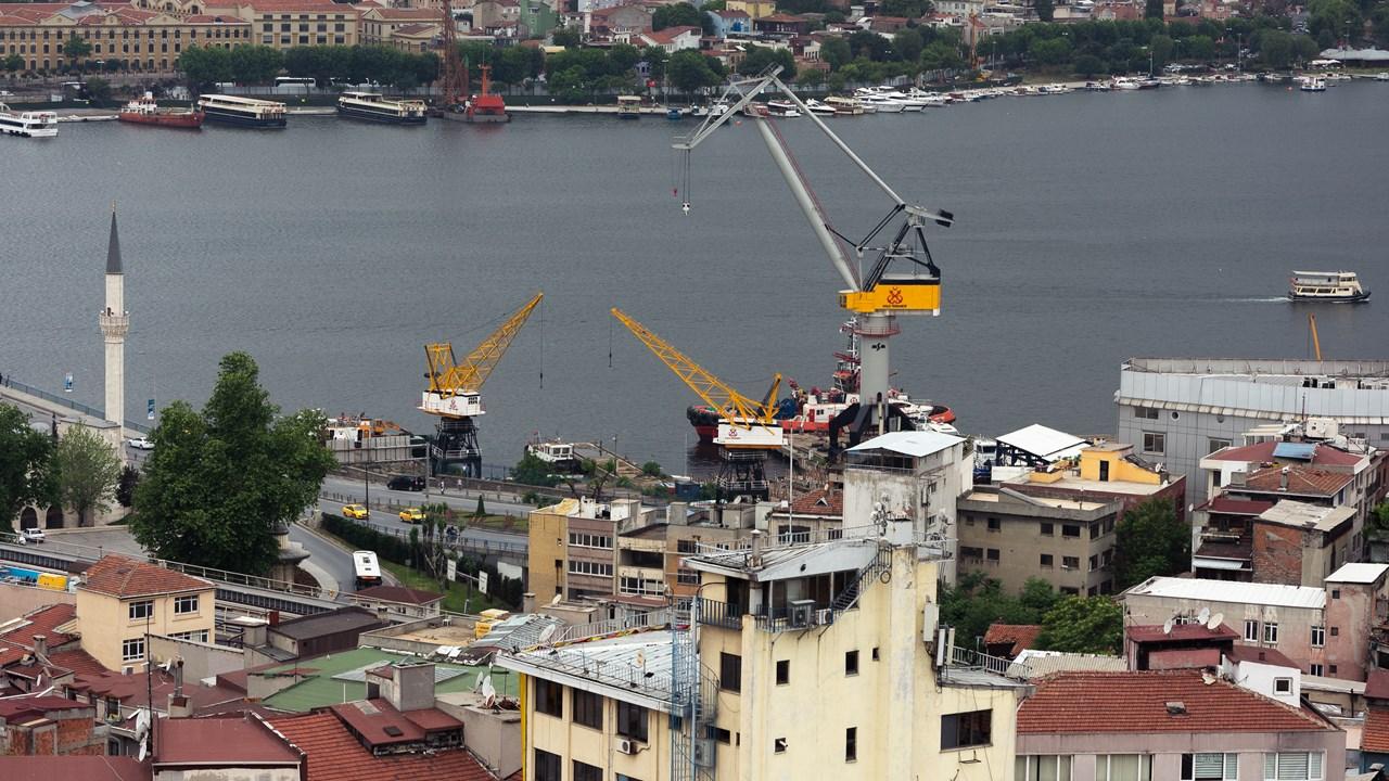 Строительство в Стамбуле
