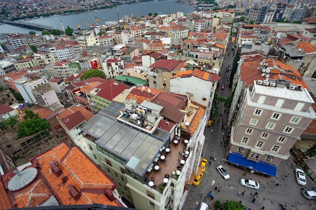 Бывший Константинополь